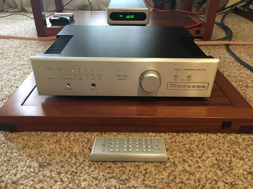 Bryston B135 SST2  Very nice integrated with optional on-board DAC and remote!!