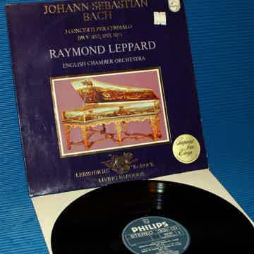 Bach / Leppard - 3 Concerti Per Cembalo - Philips 1971 ...