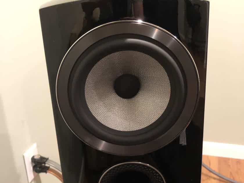 B&W (Bowers & Wilkins) 805 D3 with Stands