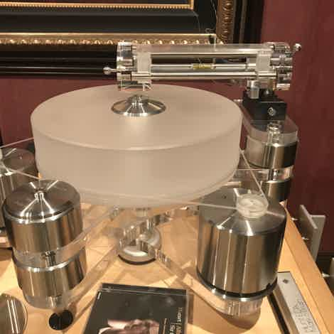 Clearaudio master reference with  Triplanar VI tonearm