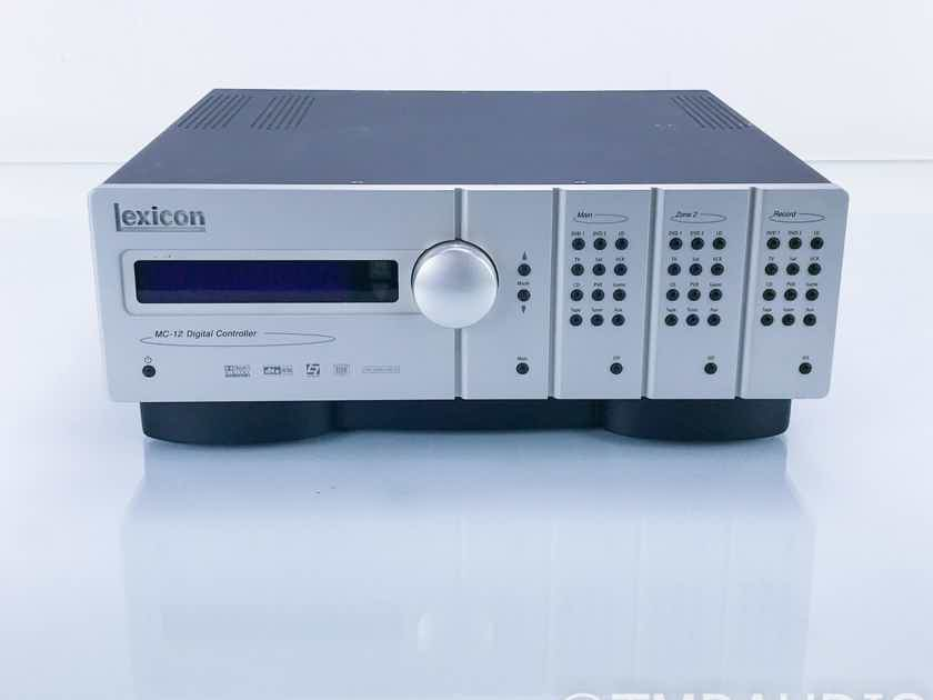 Lexicon MC-12B Digital Home Theater Processor; AS-IS (No Power) (17686)