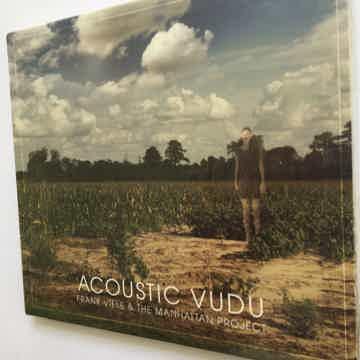 Acoustic Vudu Cd sealed new