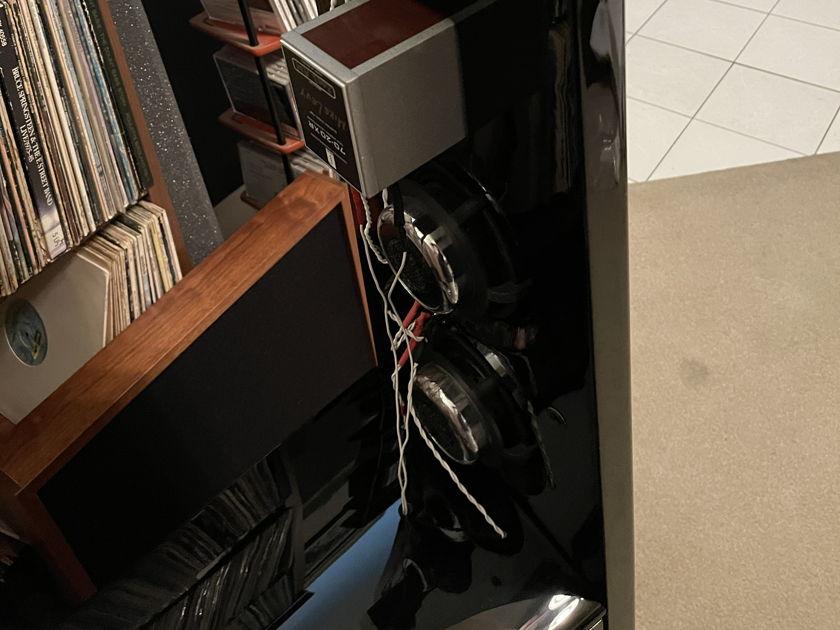 Alta Audio Hestia Titanium speakers