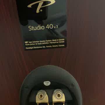 Paradigm Studio 40 v3