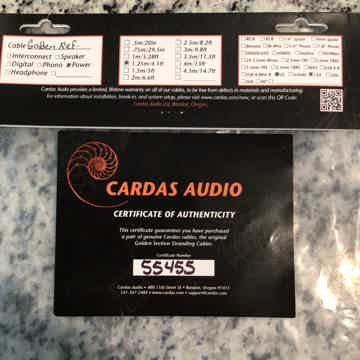 Cardas Audio Golden Reference