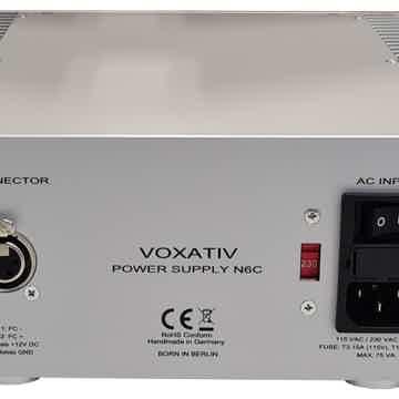 Voxativ N6 - Supercap Fieldcoil power supply