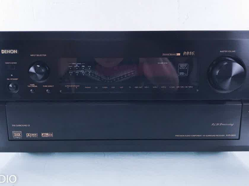 Denon AVR-5800 7.1 Channel Home Theater Receiver AVR5800 (No Remote) (15048)