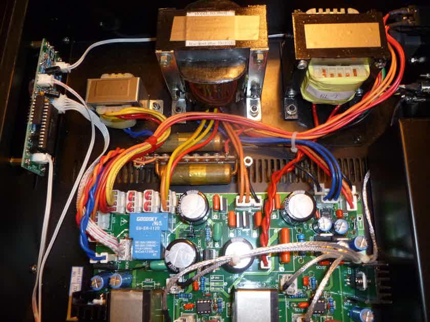 Jolida Pre-amplifier modded by Jeff Wells