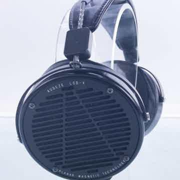 LCD-X Open-Back Planar Magnetic Headphones