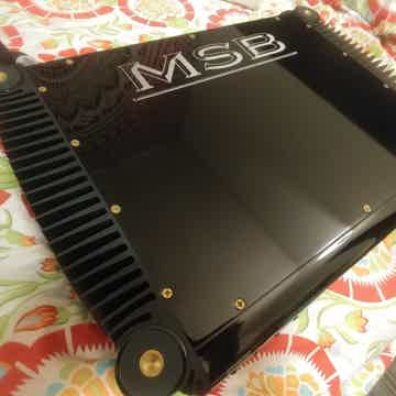 MSB Technology Platinum DAC IV Plus with Signature Powe...