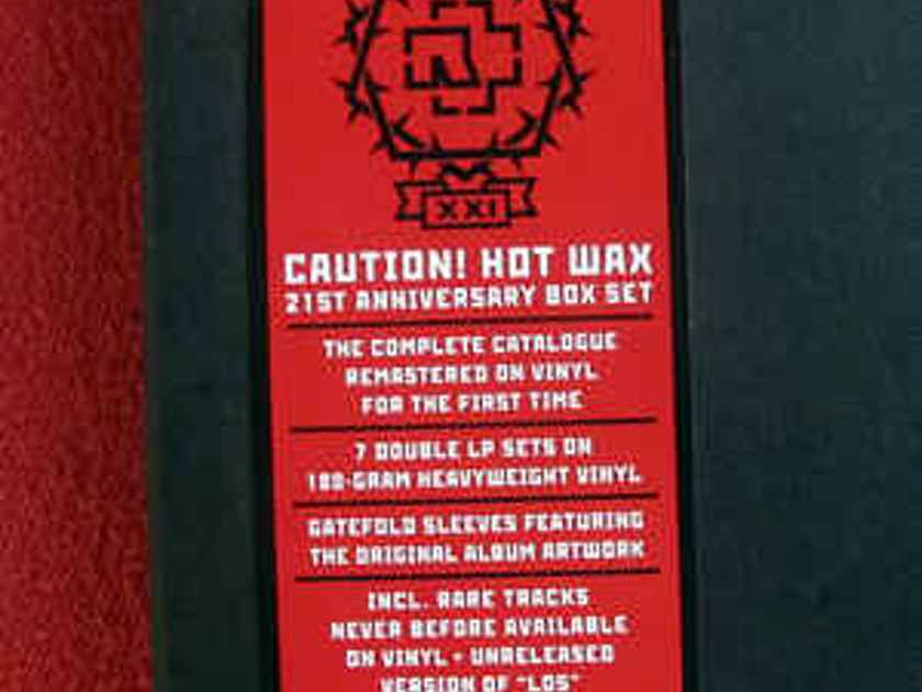 Rammstein XXI - Box Set
