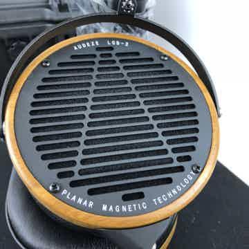 Audeze LCD-2 Headphones, New in Open Box, Complete