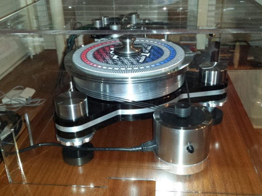 Stereo squares Acrylic Covers VPI, SME, Basis & Clearaudio Custom Dust Cover
