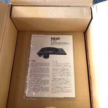 NEAT P-83 New in Box Idler Drive Turn Table !
