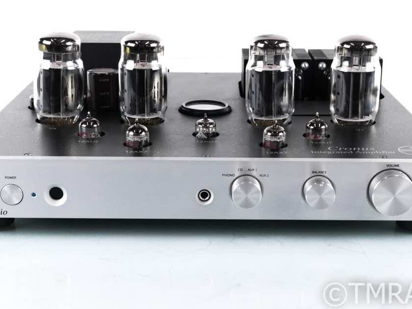 Rogue Audio Cronus Magnum Stereo Integrated Tube Amplifier; MM Phono; Remote (21574)