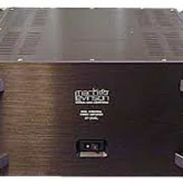 Dual Monaural Power Amplifier: