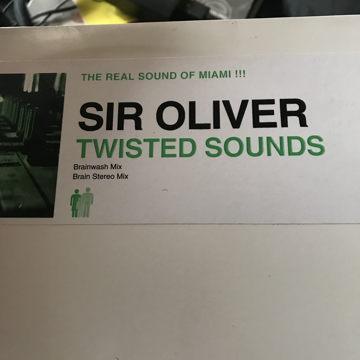 SIR OLIVER ~ Twisted Sounds SIR OLIVER ~ Twisted Sounds