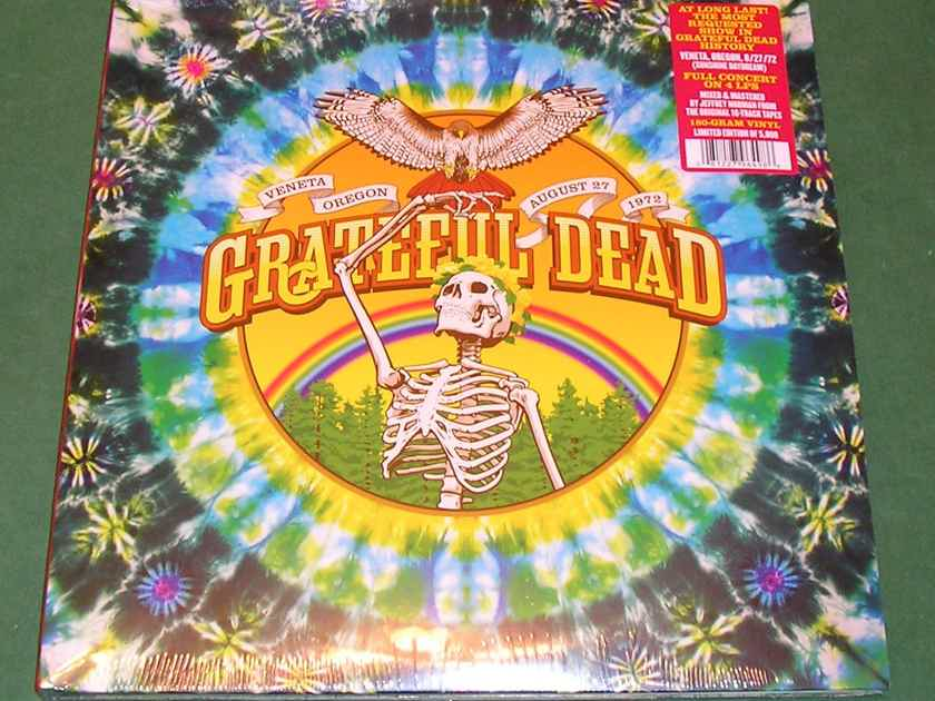Grateful Dead Quot Sunshine Daydream Quot Veneta Oregon Concert