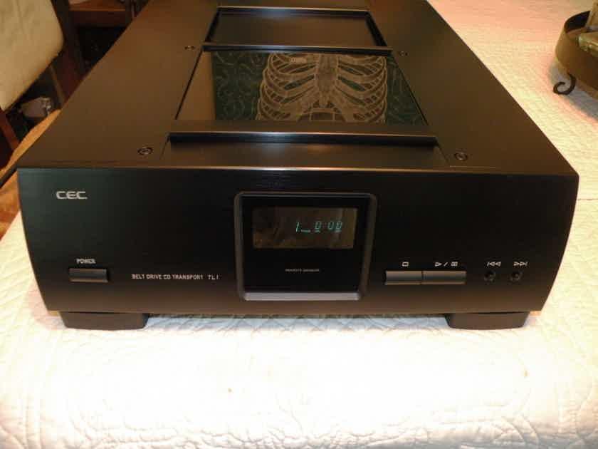 CEC TL-1 Original Belt Drive CD Transport