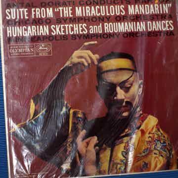 "BARTOK / Dorati  - ""Suite From The Miraculous Mandarin""..."