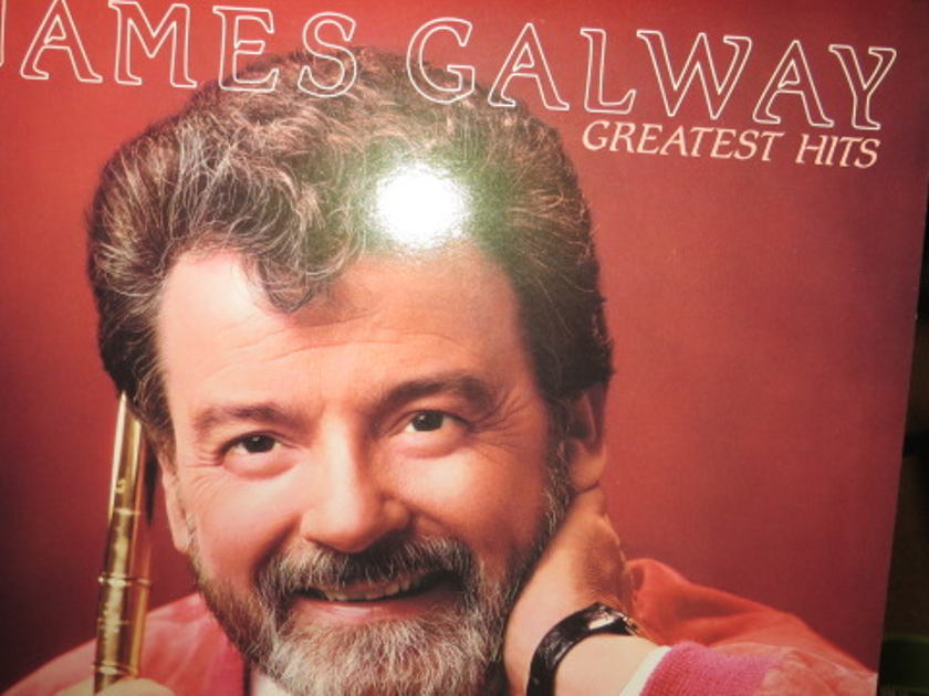 JAMES GALWAY - GREATEST HITS