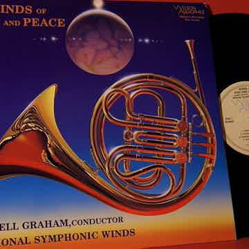 "National Symphonic Winds WILSON AUDIO ""WINDS OF WAR AND PEACE"