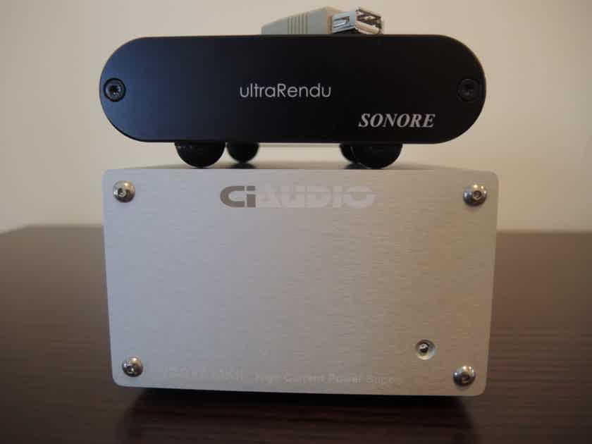 Sonore ultraRendu w/Power Supply