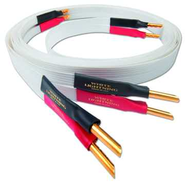 White Lightning Leif Series Speaker Cable