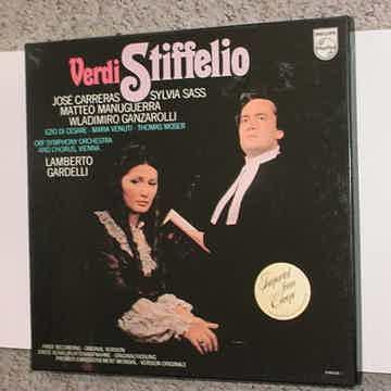 Verdi Stiffelio Carreras Sass Gardelli
