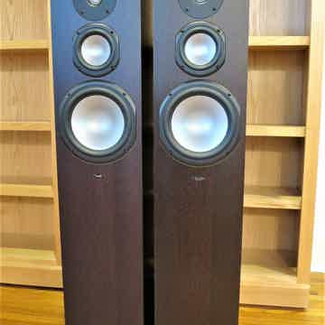 Chario Syntar 533 Speakers Wenge Finish