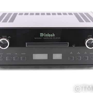 McIntosh MCD301 SACD / CD Player