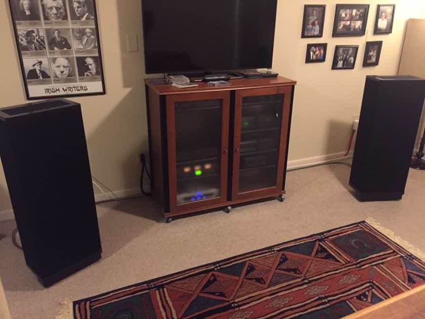 Vandersteen 2ce Signature II with Stands - Only 8 Months Old!