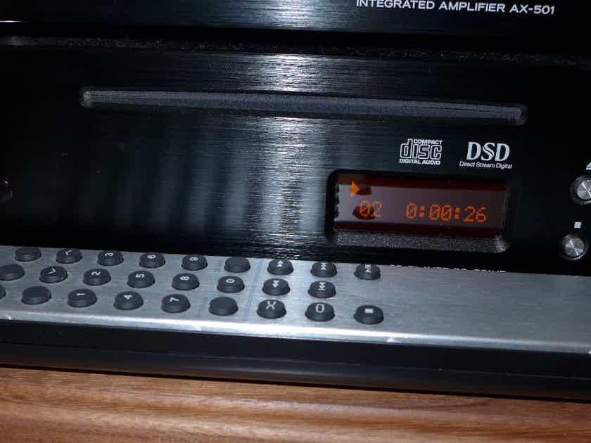 Teac PD-501HR Hi-Res CD/DSD DVD Player