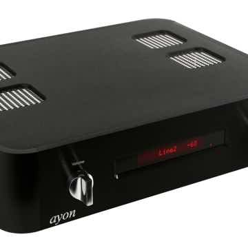 Ayon Audio Auris II Tube Pre-amp AWARD WINNING 8 YEARS ...