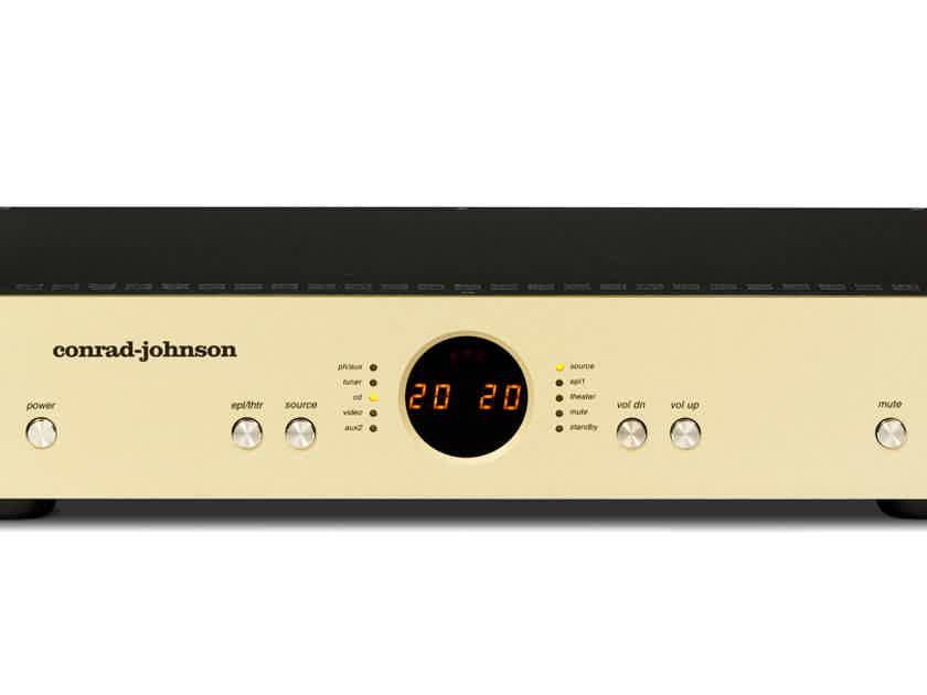Conrad Johnson ET3SE Linestage preamplifier (no phono)