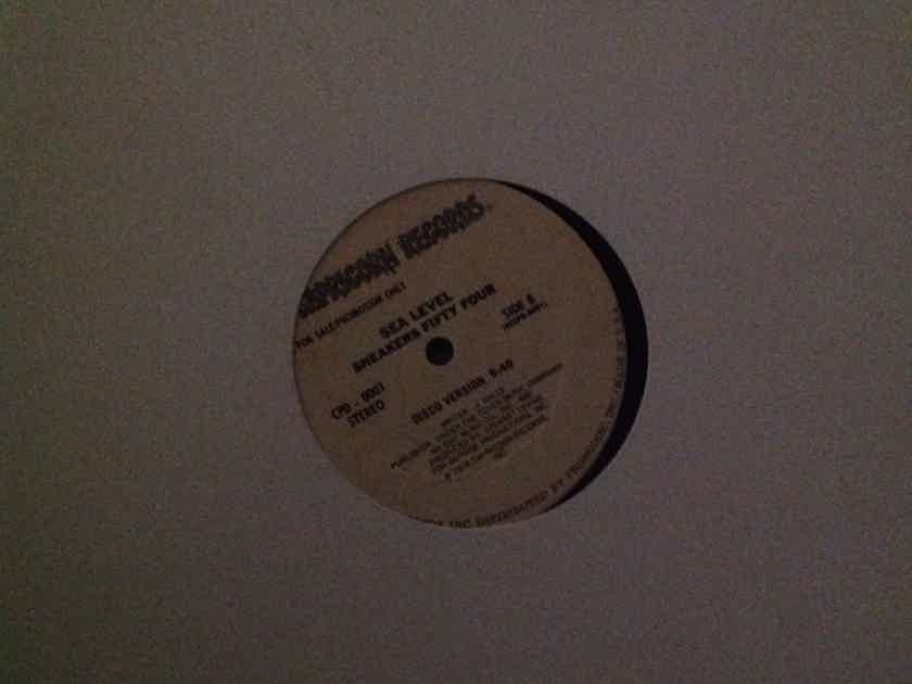 Sea  Level - Sneakers Fifty Four Disco Version 12 Inch Remix  Capricorn Records Vinyl NM