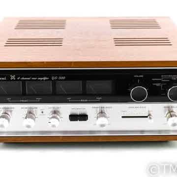 Sansui QS-500 Vintage 4 Channel Power Amplifier