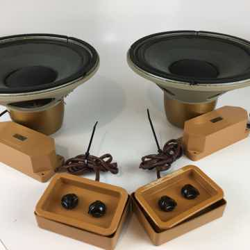 "Tannoy Gold 12"" Drivers"