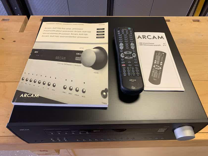 Arcam Diva AVP-700