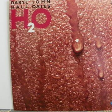 DARYL HALL & JOHN OATES H20
