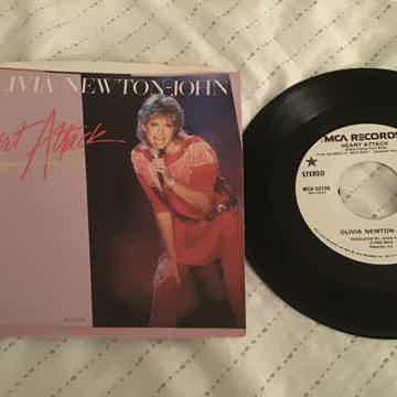 Olivia Newton John  Heart Attack Promo 45 With Picture ...