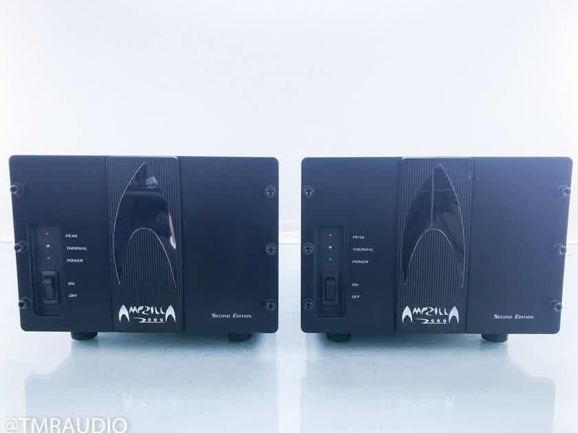 Spread Spectrum Technologies Ampzilla 2000 2nd Edition Mono Amplifier SST; Pair (16176)