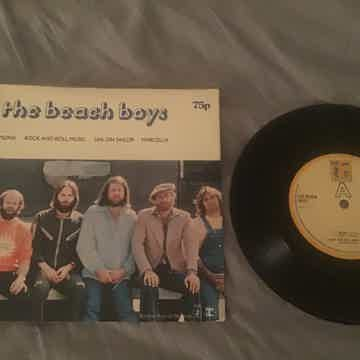 Beach Boys Brother Records UK EP Sail On Sailor NM Mona/Rock And Roll Music/Sail On Sailor/Marcella