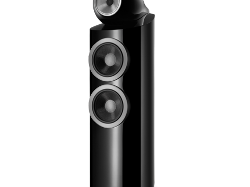 BRAND NEW - B&W (Bowers & Wilkins) 803D3 in Gloss Black