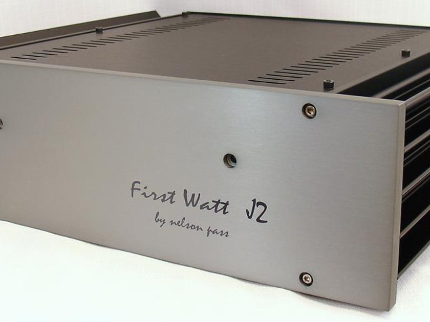 Pass Labs / First Watt J2  120V used in excellent condition Satisfaction Guaranteed as Always