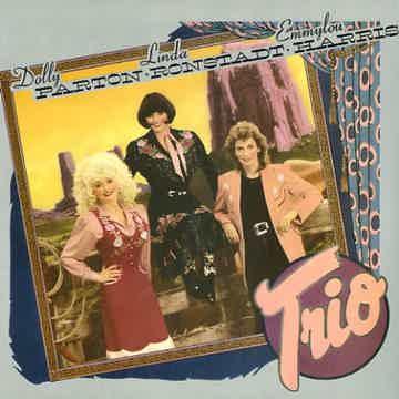 Dolly Parton, Linda Ronstadt & Emmylou Harris Trio 180 ...
