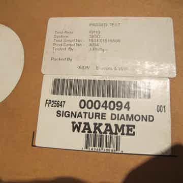 Signature Diamond