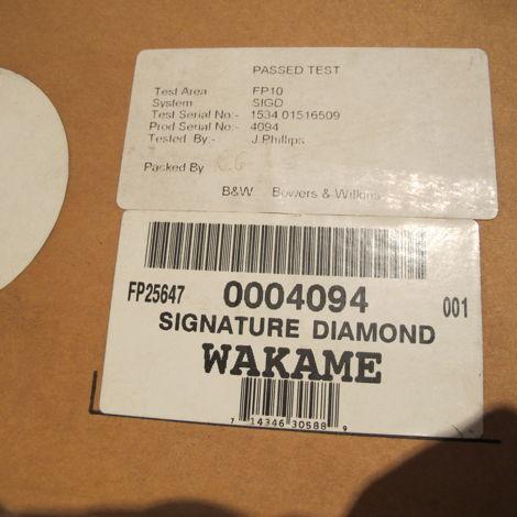 B&W (Bowers & Wilkins) Signature Diamond