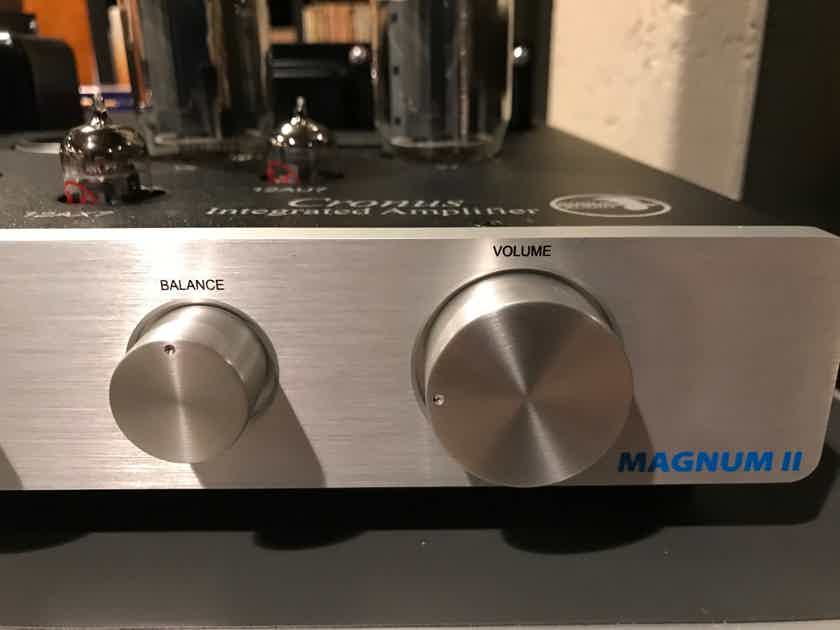 Rogue Audio Cronus Magnum 2 silver, MINT with upgrade preamp tube