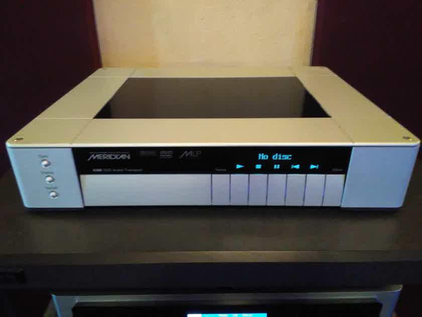 MERIDIAN G98AH DVD-A/CD Transport/Player